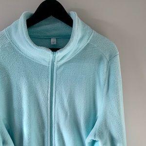 LIKE NEW / Blue / Fleece / Zip Up